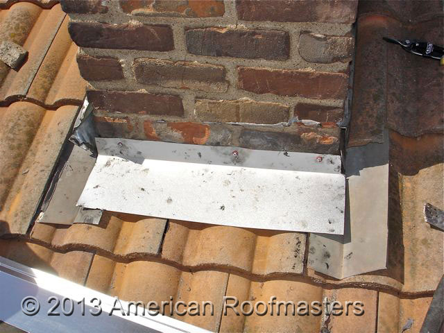Chimney Repair Photos American Roofmasters Torrance Ca